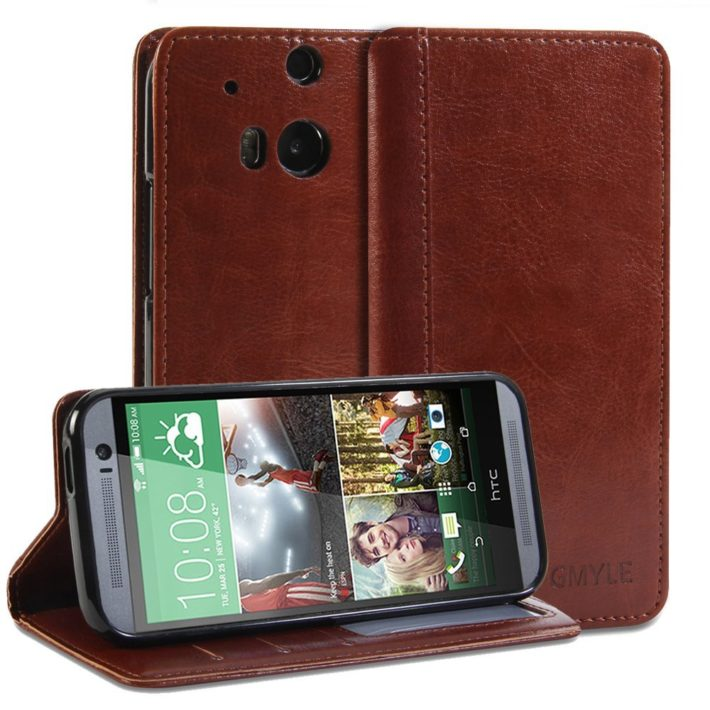 Case of the Day: GMYLE Wallet Case Simple for HTC One M8