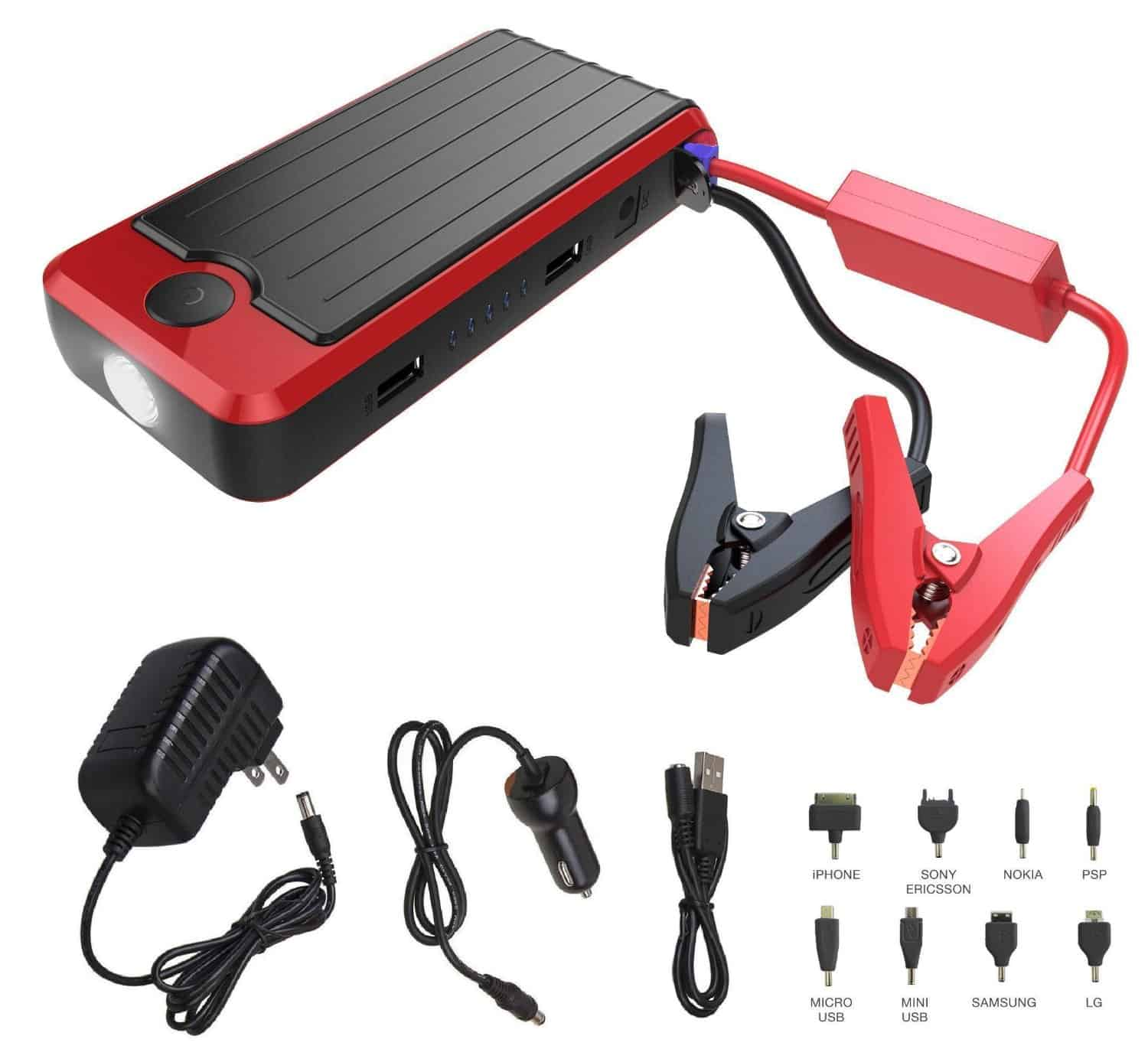 Power Bank August 2014 Psp Car Charger Deal Powerall Portable And Jump Starter