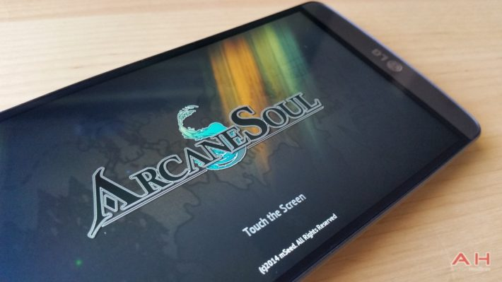 Android Game Of The Week: Arcane Soul