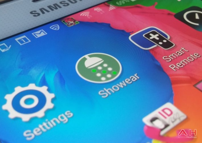 Showear: Android Wear Lock Lets You Set Up Pattern Or Swipe Lock Sequences