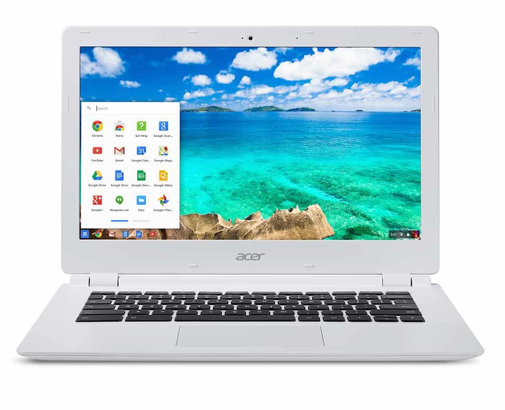 Acer Chromebook 13 CB5 311 AcerWP app 011