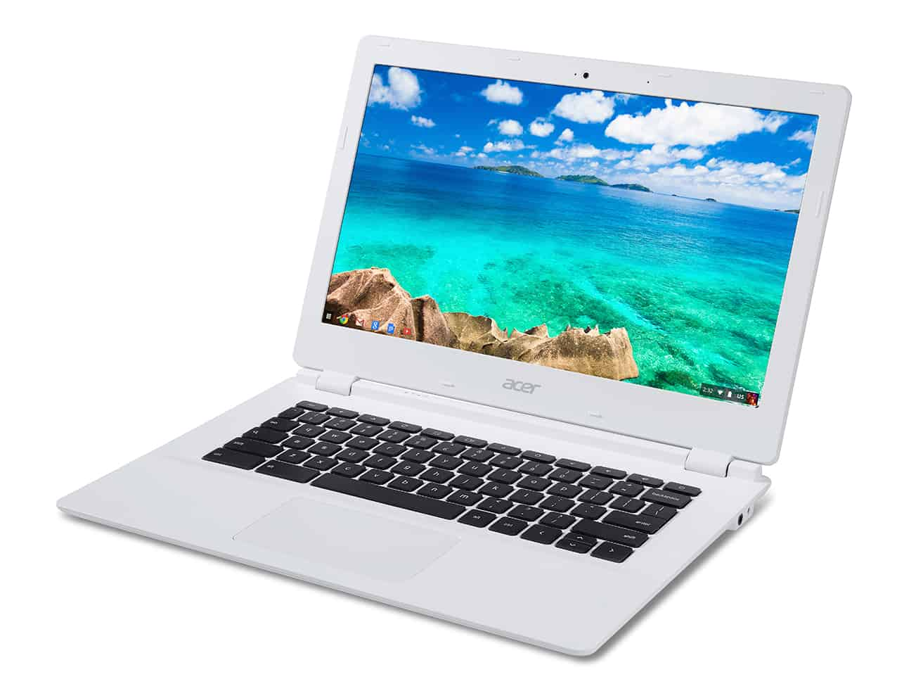 Acer Chromebook 13 CB5 311 AcerWP start bar 03