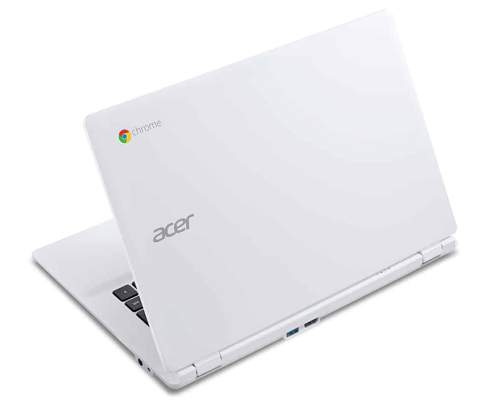 Acer Chromebook 13 CB5 311 rear left facing 3