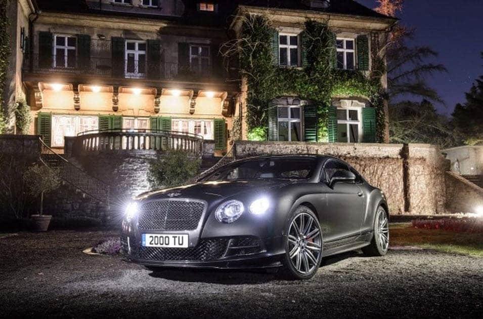 Bentley Car Picture