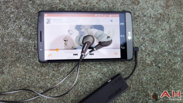 Featured Review: Bose QuietComfort 20 Earbuds