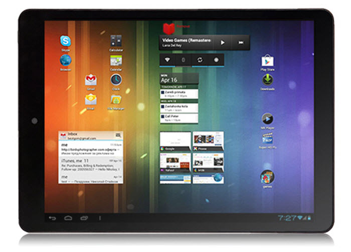 E-Fun The Nextbook 8 Tablet Front