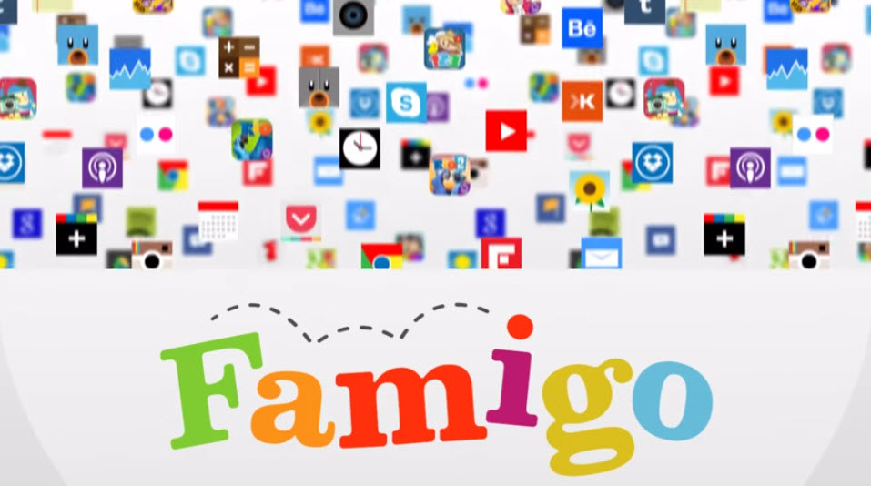 Famigo App for Child Main