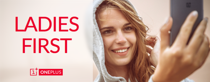 """OnePlus Is Making Things Worse With New """"Ladies First"""" Invite Contest [Update: Contest Deleted]"""