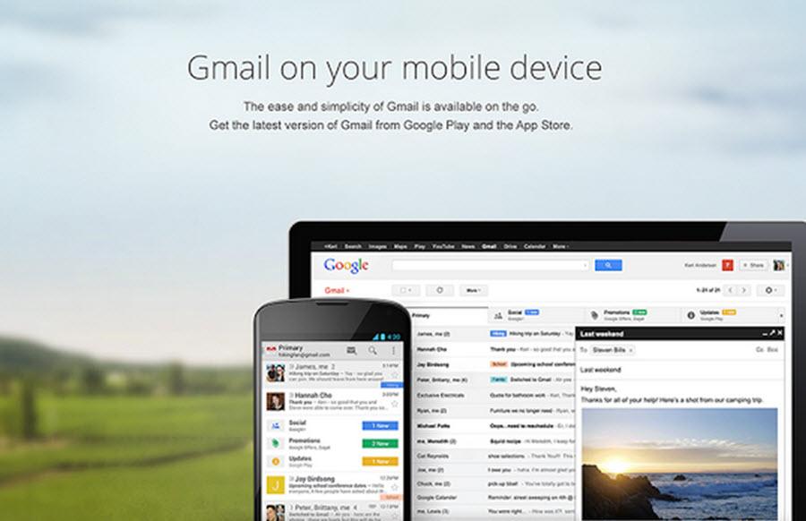 Google Hangouts New Present Main