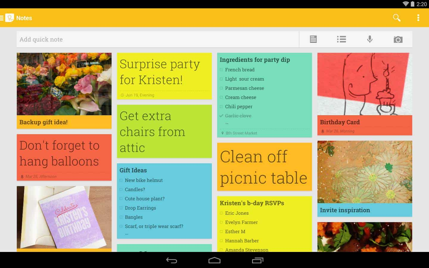 Four Ways To Use Google Keep Daily