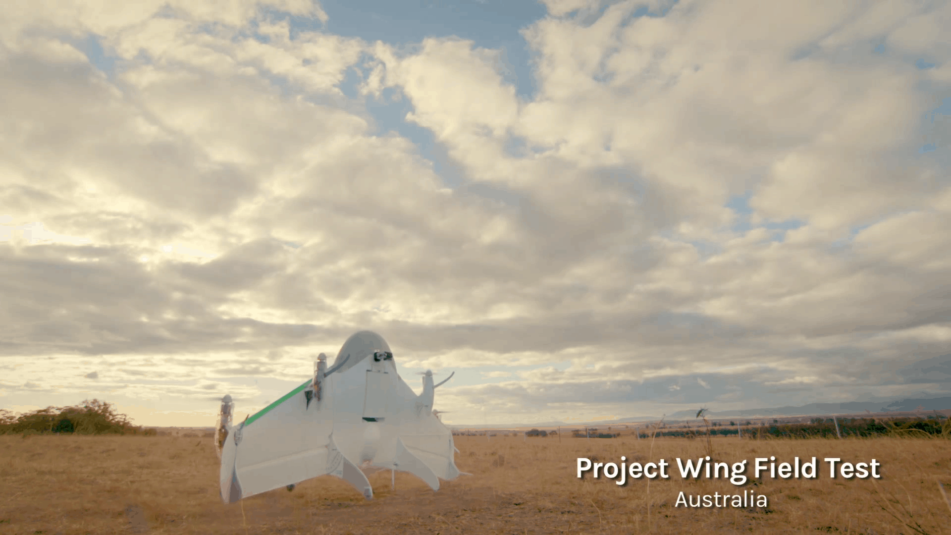 Google X Project Wing 2