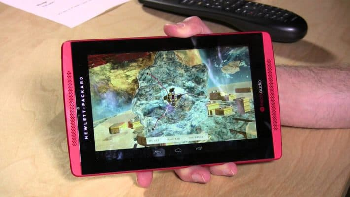 HP Brings Possibly The Last Beats Android Tablet To Mexico