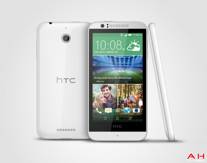 HTC Announces The Desire 510 with 64-Bit Supporting Snapdragon 410, 4G LTE & Android 4.4 On The Cheap