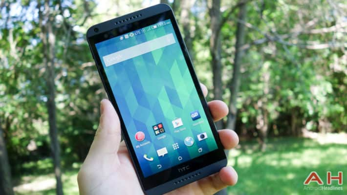 Featured Review: HTC Desire 816 (Virgin Mobile)