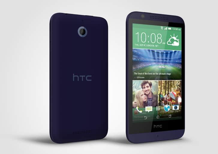 HTC Desire 510 Blue 1