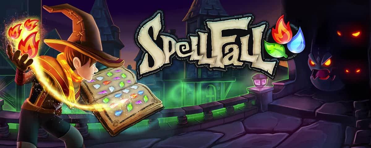 Spellfall Puzzle RPG