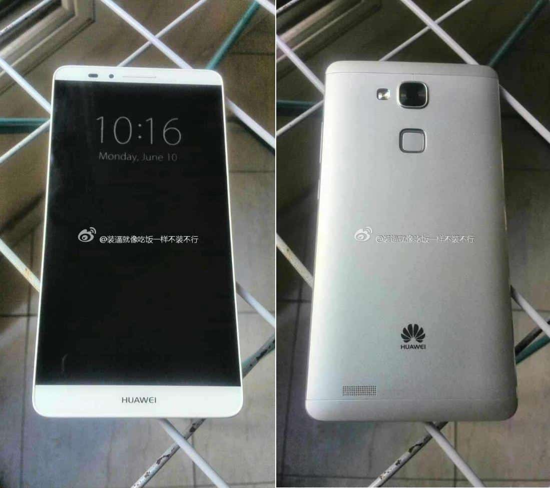 Huawei Ascend Mate 7 featured