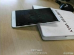 Huawei ascend 7 weibo leaked front