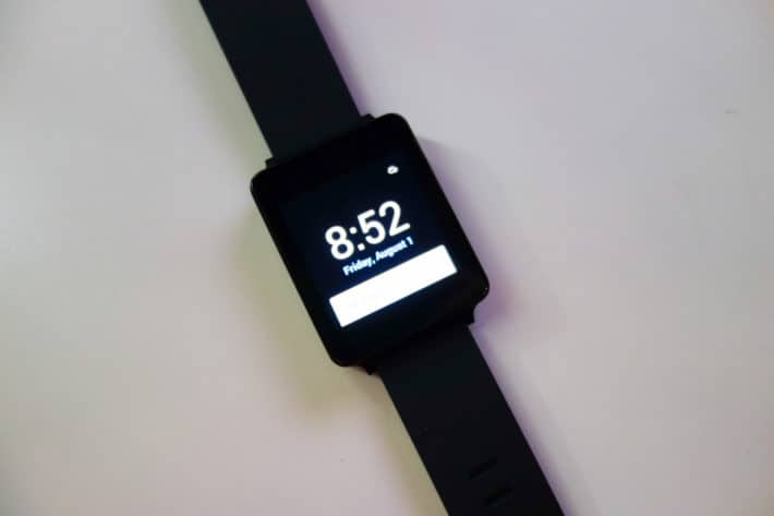 LG G Watch is now $179 on Google Play