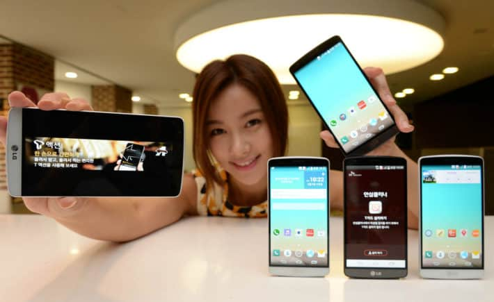 The LG G3 A has the style of the G3, the internals of the G2