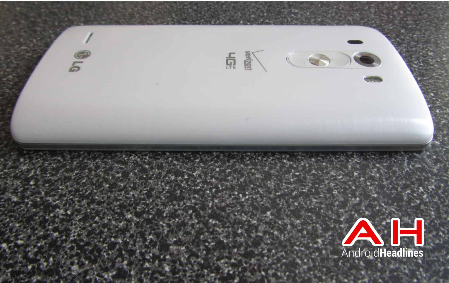 LG G3 Back Right Side AH
