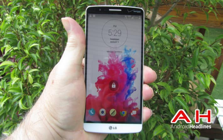 Featured Review: Verizon LG G3