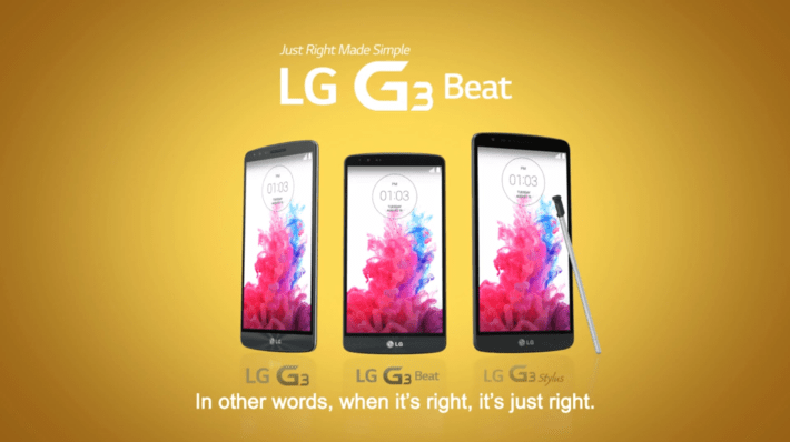 LG Shows The G3 Stylus Phablet In Its Official Promo Video