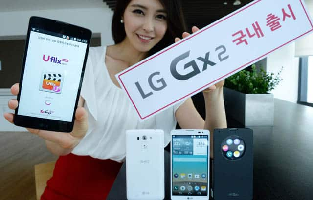 LG Gx2