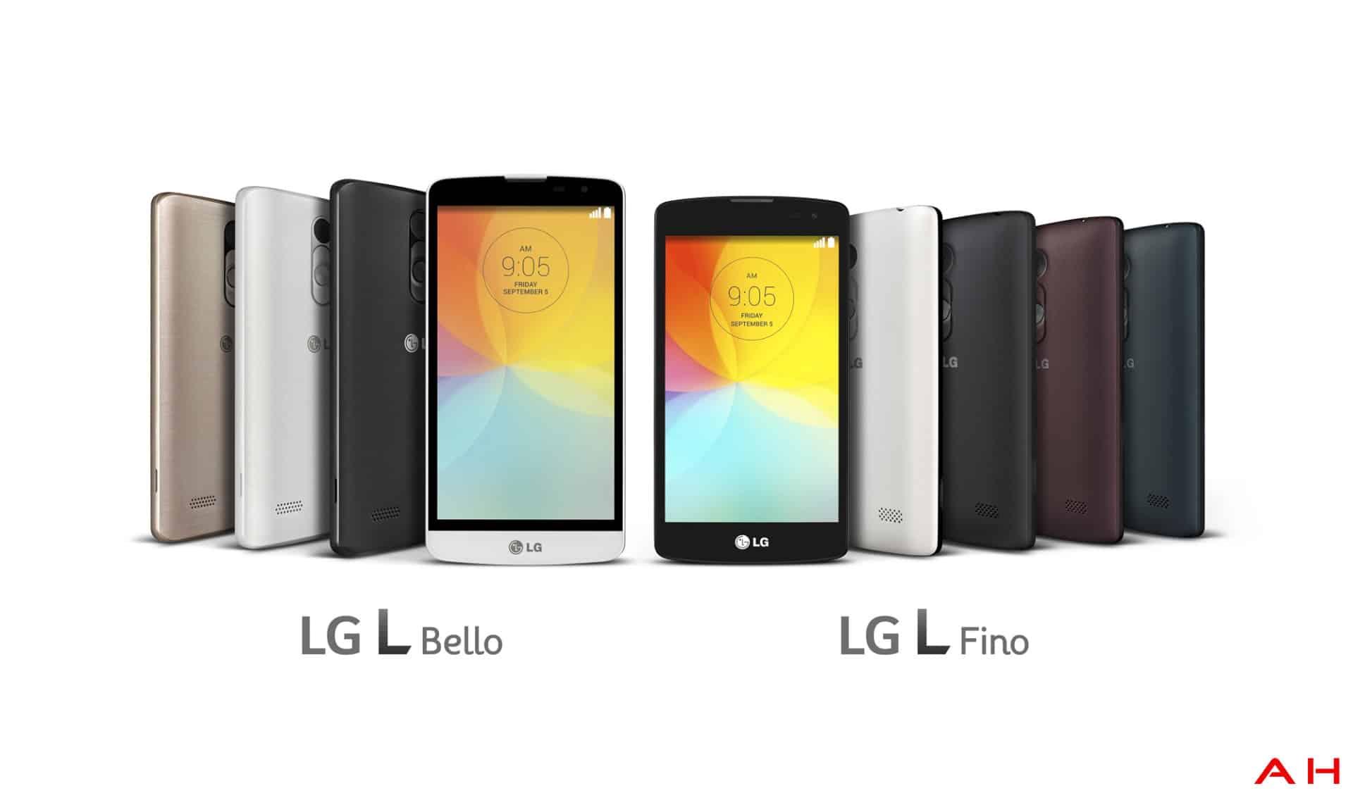 LG L Fino L Bello 3