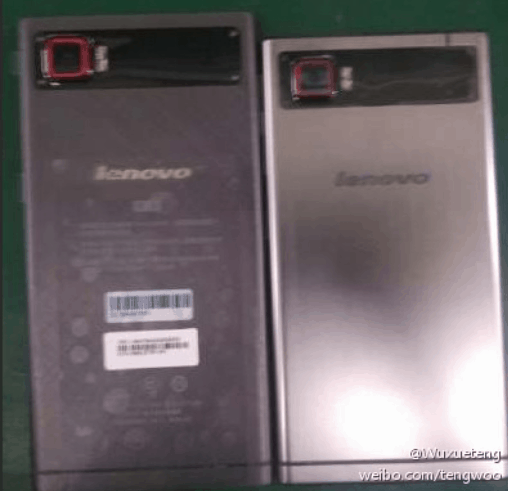 Lenovo K920 Mini Leak