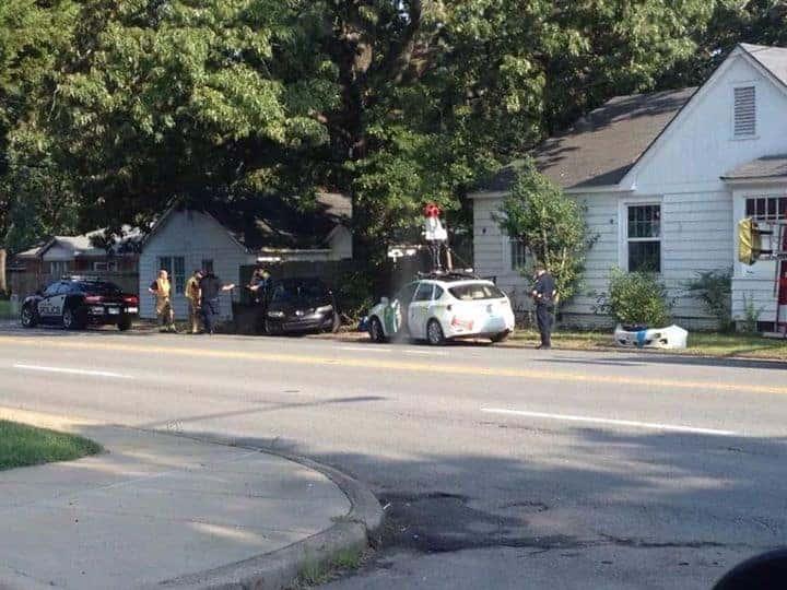 Google Maps Arkansas Accident