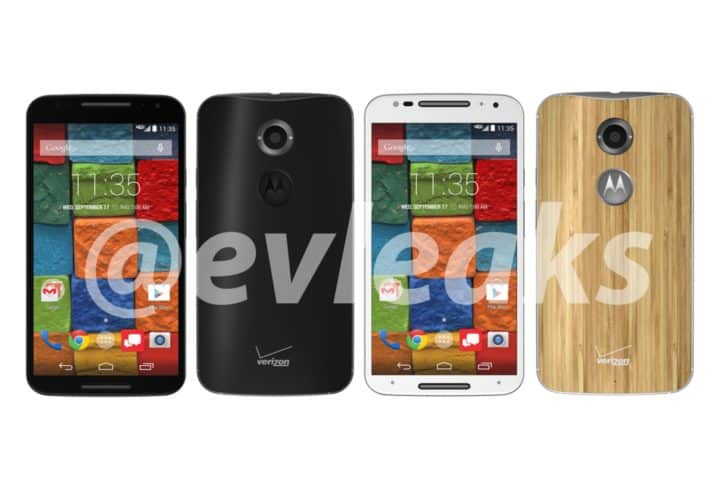 Press Render Of The Brand New Moto X Leaks  'Moto X+1′