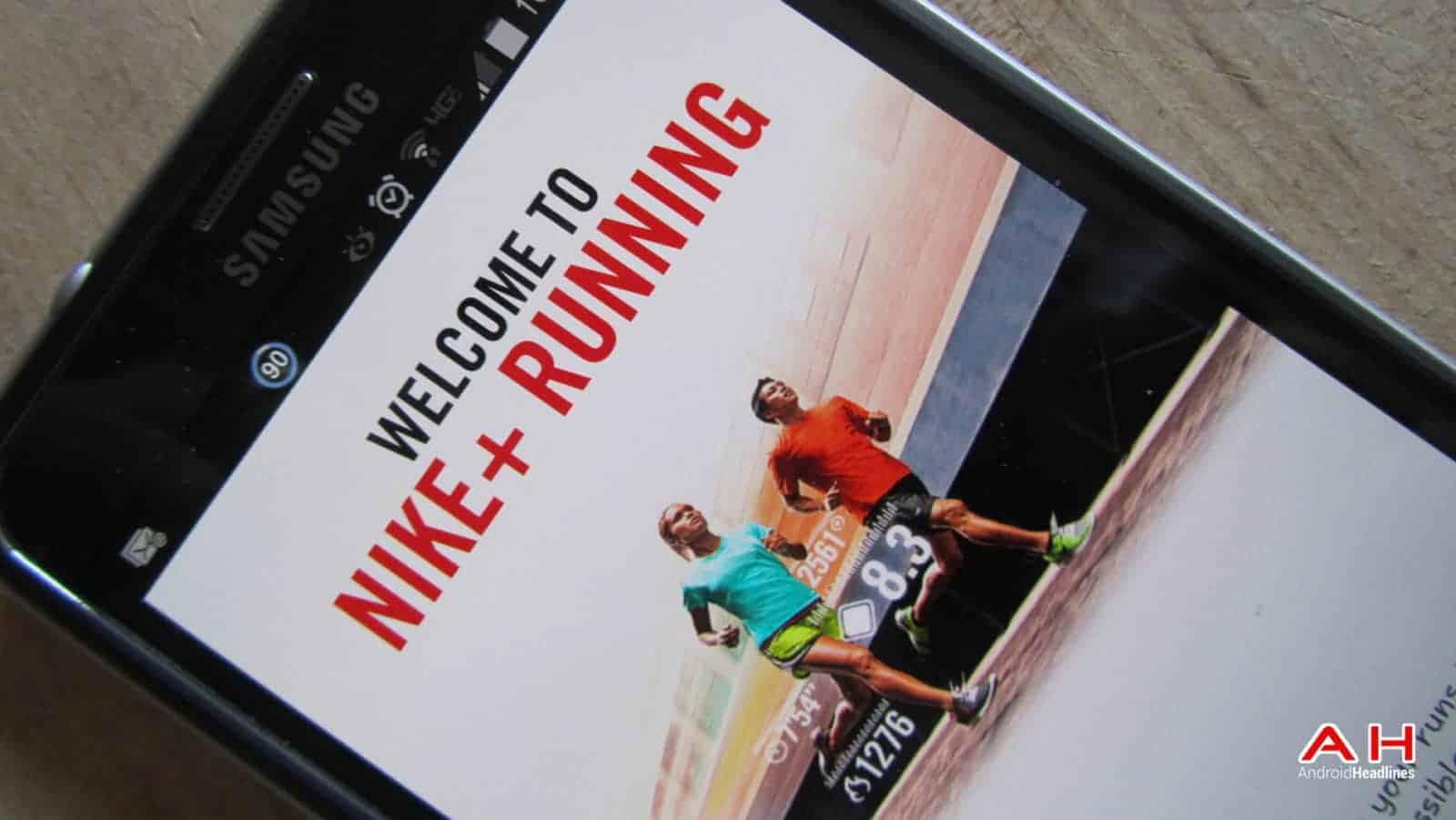 Nike+ Running App AH