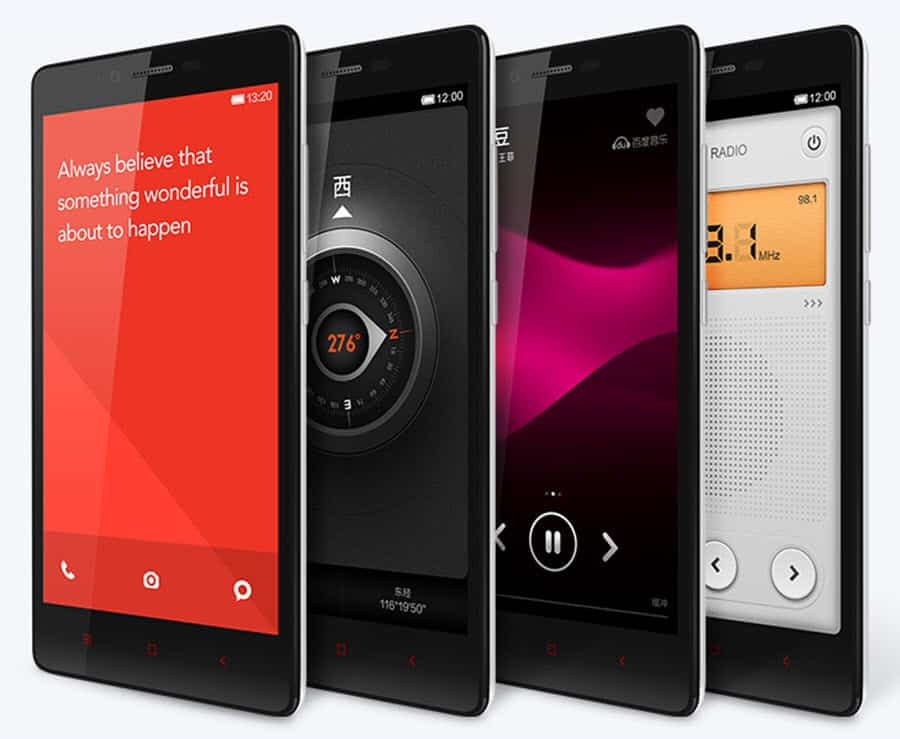 Official Redmi Note