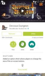 Play Store refund window