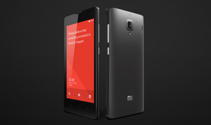 KitKat-Based MIUI 6 For Redmi 1S Released By Xiaomi