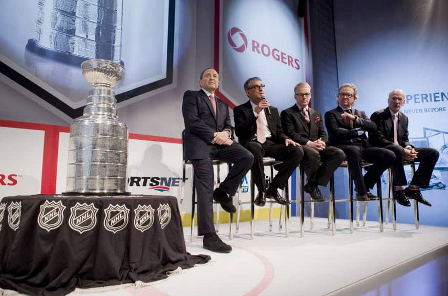 Rogers and Hockey Agreement
