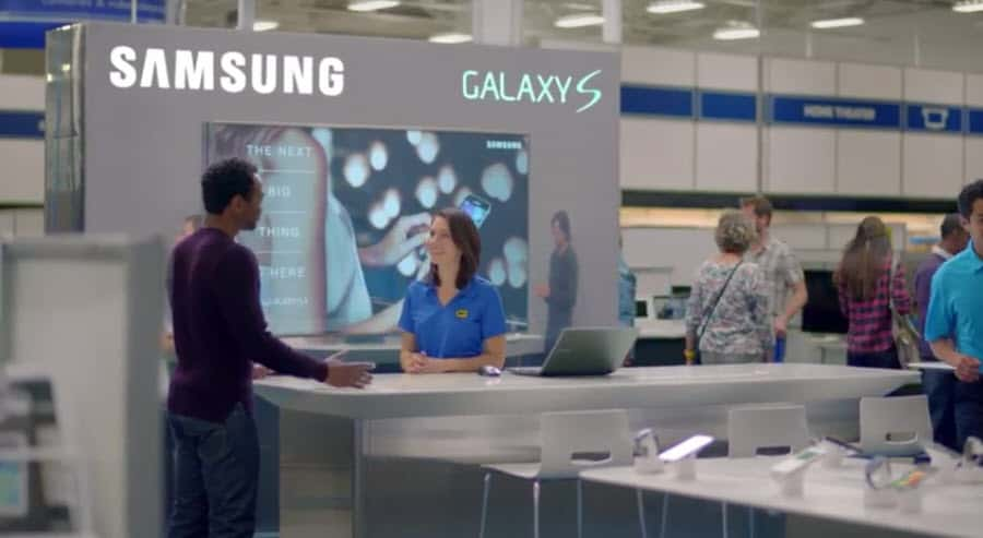 Samsung Experience Shop