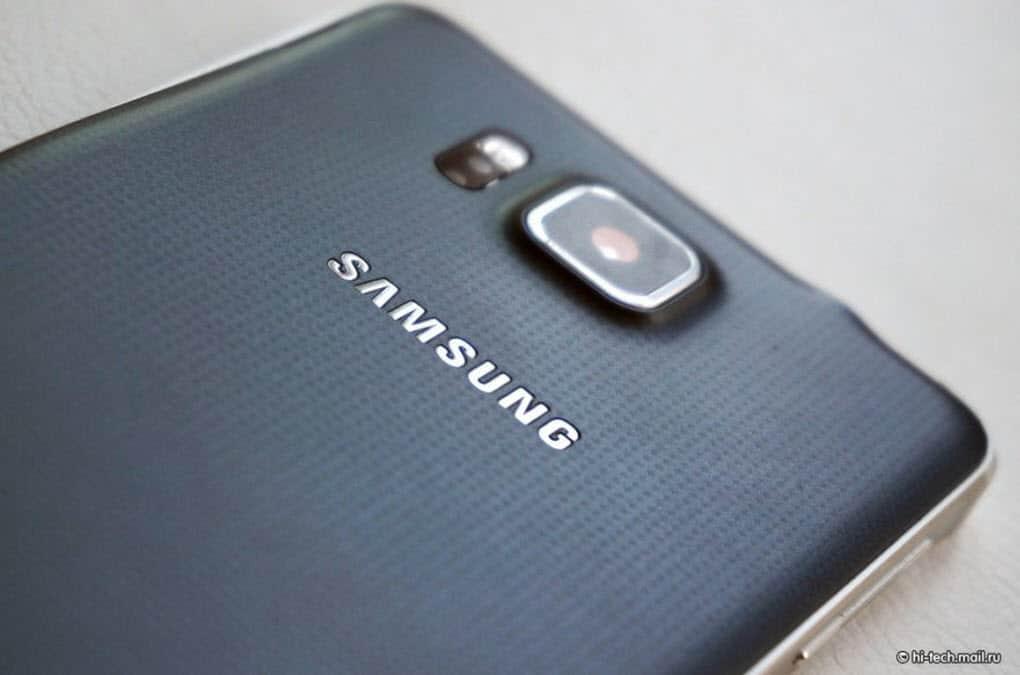 Samsung Galaxy F Front & Back 5