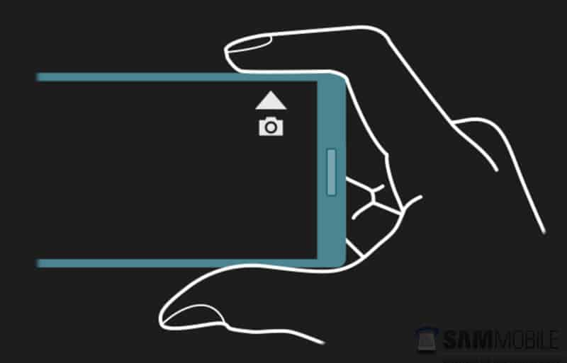 Samsung Galaxy Note 4 Camera Side 2