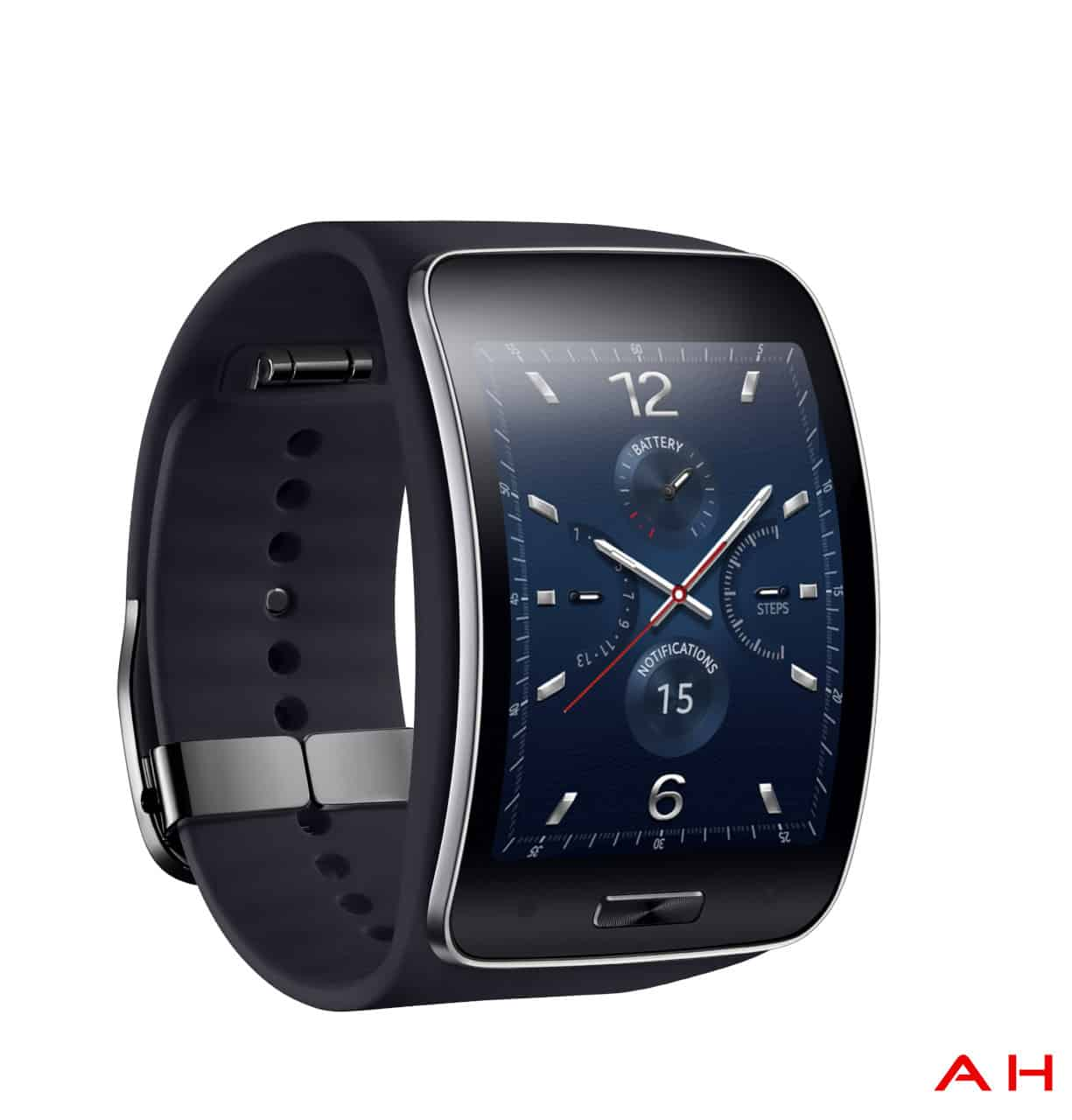 AH Primetime: Samsung Gear S Smartwatch Has Arrived But Where Is The Android Wear?