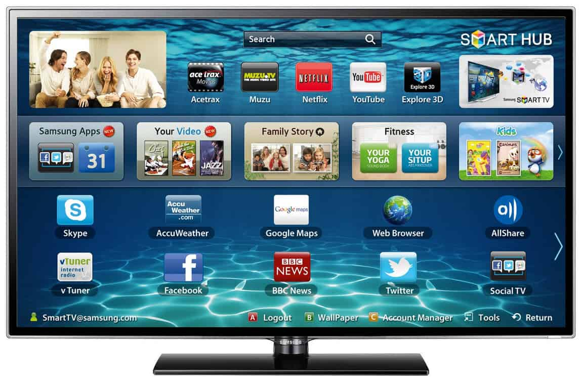 Samung Smart TV