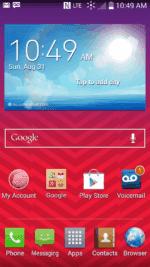 AH LG Volt Screens