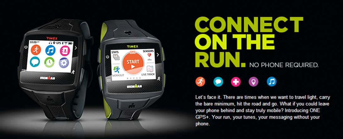 Timex Iconic Smartwatch