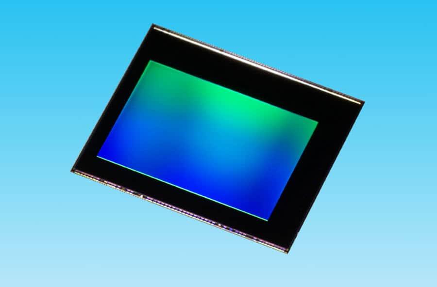Toshiba 20MP CMOS Sensor