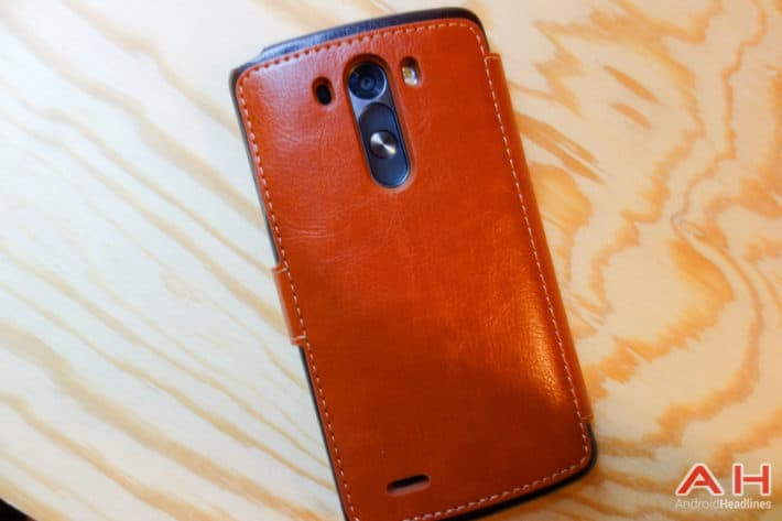 Featured Review: Verus Wallet Case (Layered Dandy Diary) for the LG G3