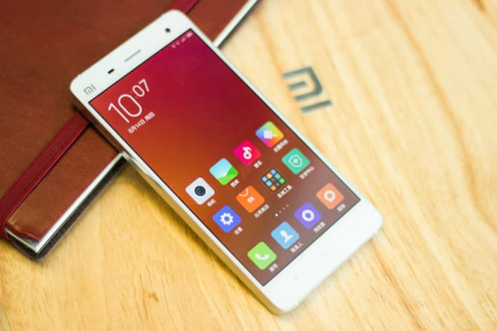 Hungry Chinese Customers Snap Up 100,000 Xiaomi Mi4 3G Handsets