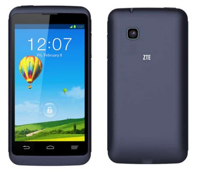 ZTE KIS 3 to Southeast Asia