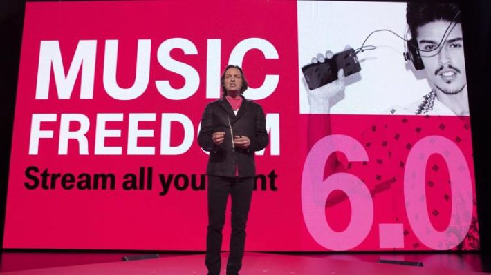 T-Mobile Adds 6 More Services to Music Freedom, Google Play Coming Later This Year