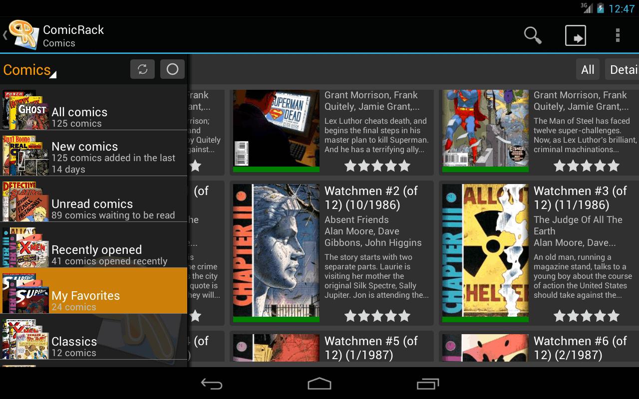 comic-rack-app